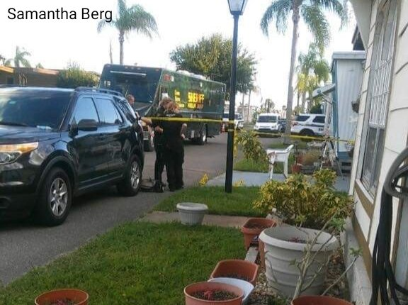 Elderly Woman Found Dead at St. Petersburg Mobile Home Park, Homicide Investigation Underway