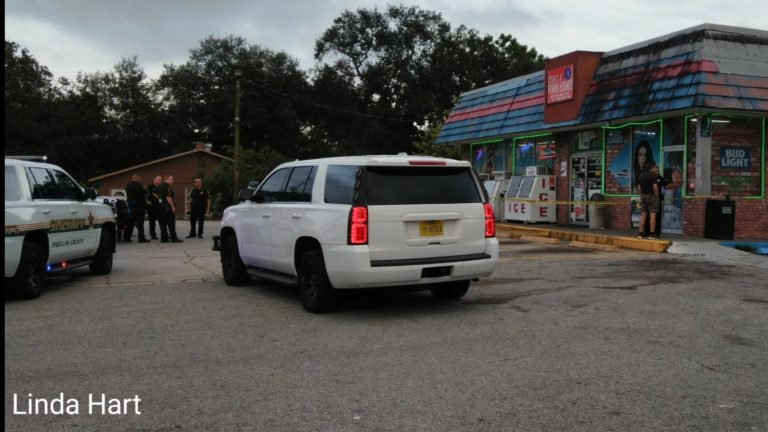 Scuffle at Convenience Store on Sunset Point Road Injures Clerk