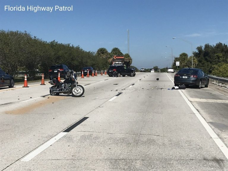 Northbound I-275 in St. Petersburg closed due to serious injury crash