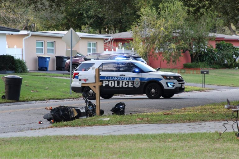 Motorcyclist critically injured in Clearwater crash
