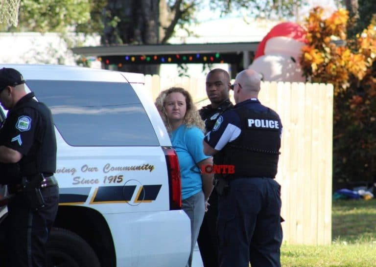 Woman in custody after shooting boyfriend at Pinellas Park home