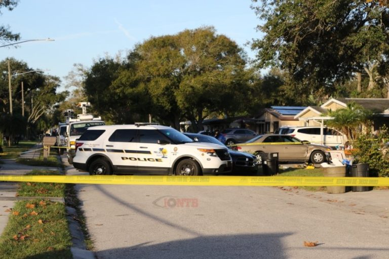 Suspects sought after two men shot at Pinellas Park home