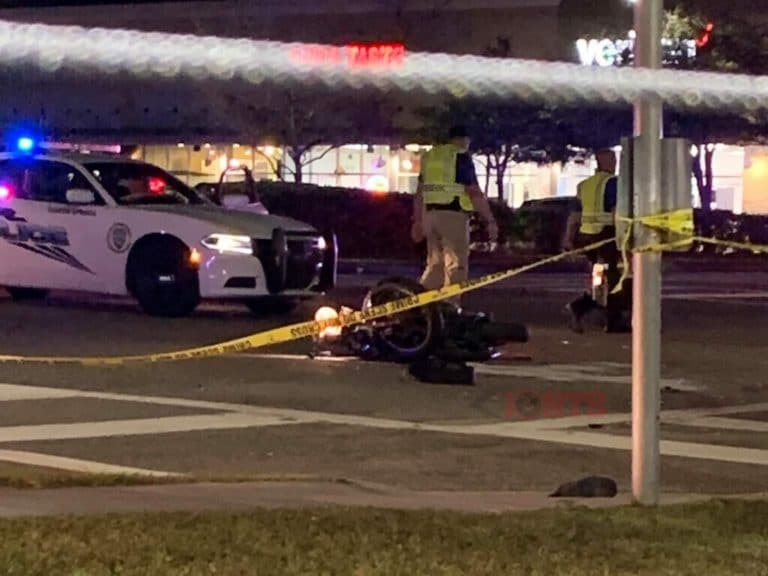 Motorcyclist killed in Tarpon Springs crash