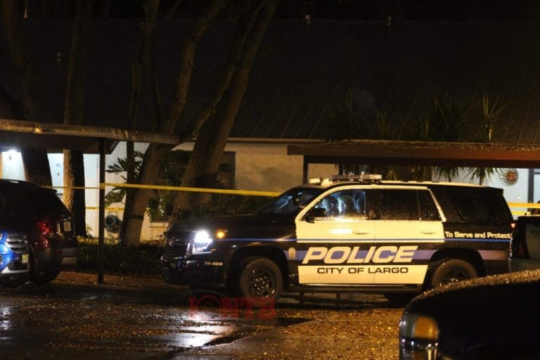 Police say man armed with machete murders two of his family members in Largo