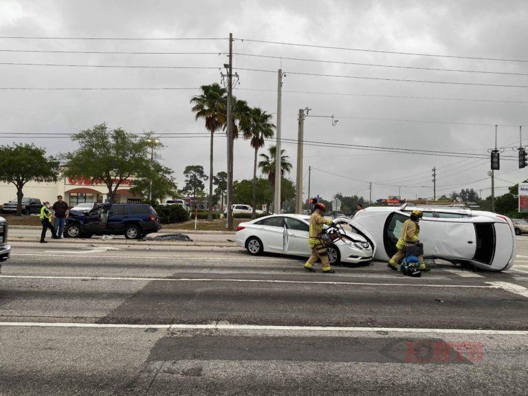 Pinellas Park Police investigating fatal crash on Park Boulevard