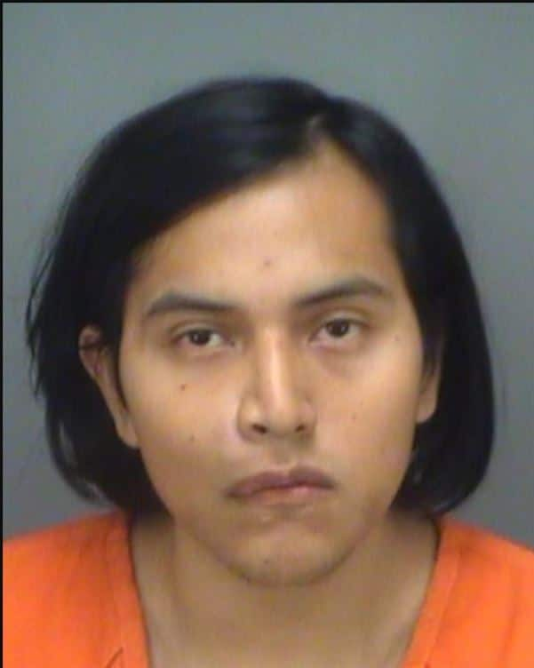 Pinellas deputies link the attack on a food store employee to subject already in jail for killing family cat