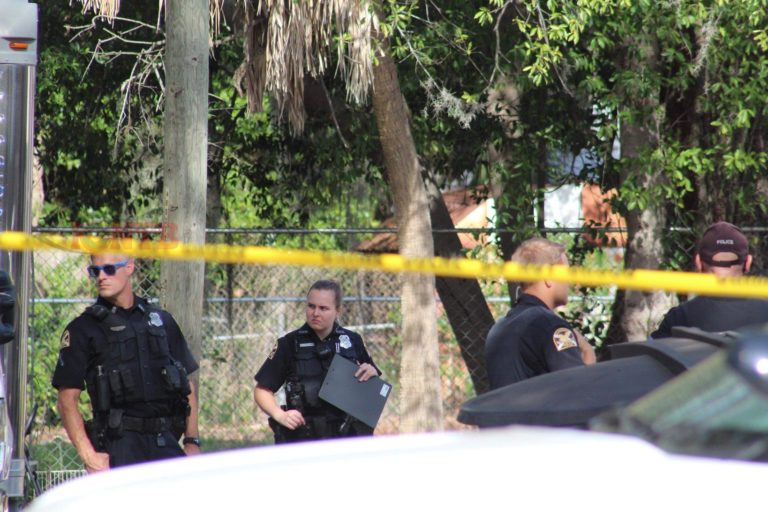 Five year old dead from gunshot wound in St. Petersburg