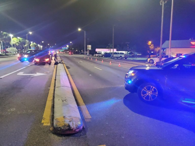 Hit and run driver arrested after bicyclist seriously injured in Pinellas Park crash on US-19