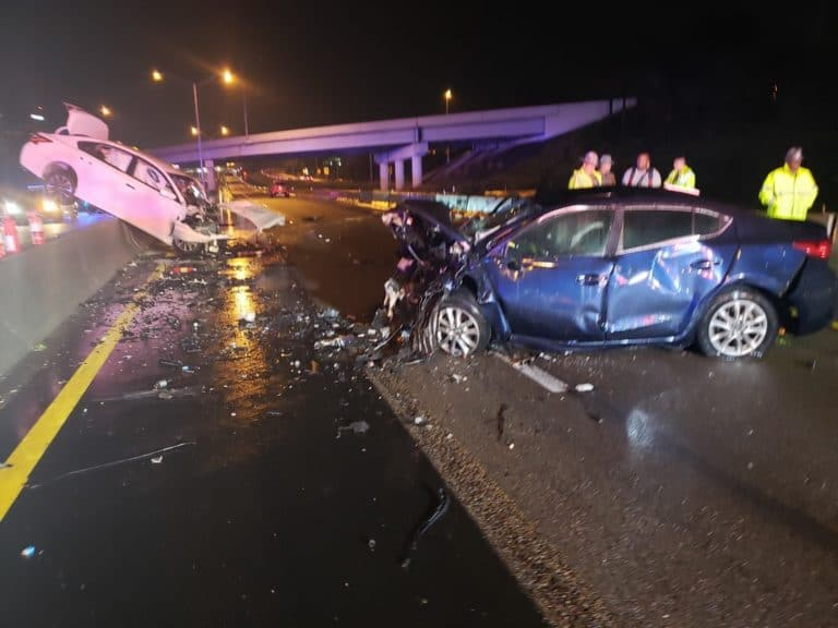 Wrong way driver causes crash on I-275 in Hillsborough County, two dead