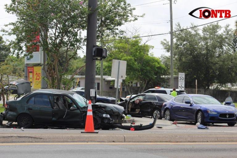 Investigation underway following critical injury crash on 49th Street N in Pinellas Park