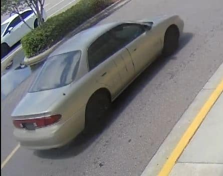 Largo Police arrest convicted felon wearing an ankle monitor following an armed robbery at Largo Mall