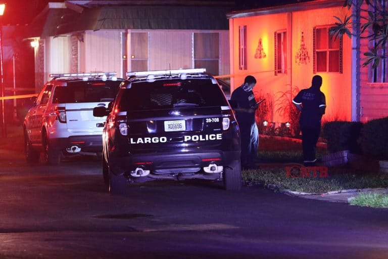 Man faces manslaughter charges after fatally shooting an acquaintance at Largo mobile home park