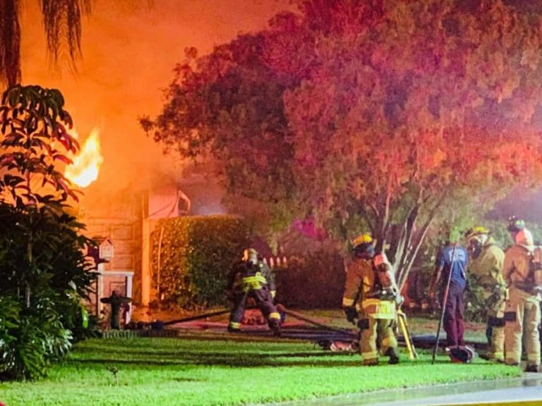 Police say husband and wife dead in murder-suicide following a house fire in St. Petersburg