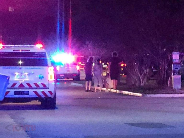 Largo Police respond to the Whispering Pines MHP after shots fired, man in custody