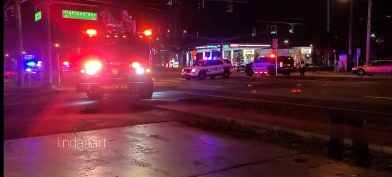 Child struck and killed by a vehicle on East Bay Dr in Largo
