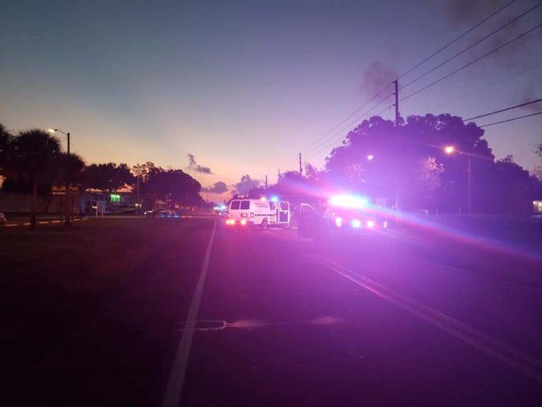 Motor scooter rider seriously injured in Pinellas Park crash
