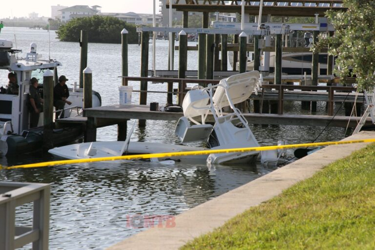 One teen dead in overnight boat crash in Indian Shores