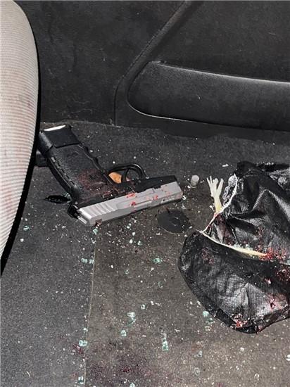 Officer shot, suspect dead in St. Petersburg shooting