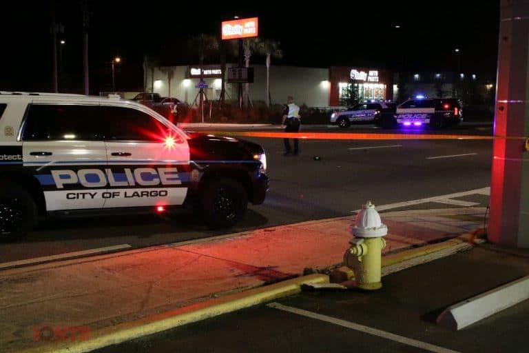 Pedestrian killed crossing Missouri Avenue in Largo