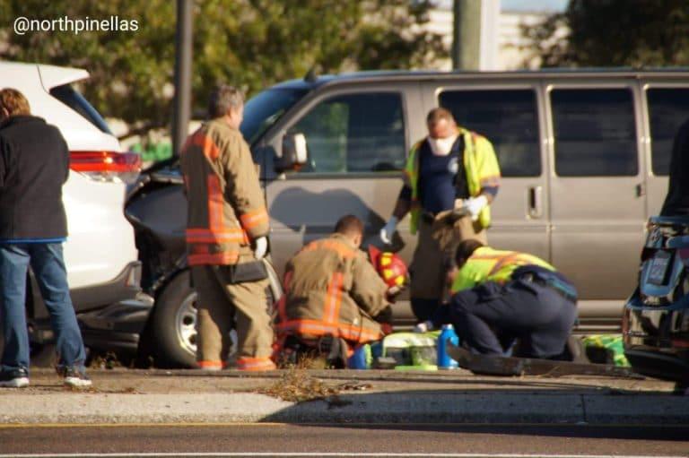 Teen injured running across US Hwy 19 in Palm Harbor