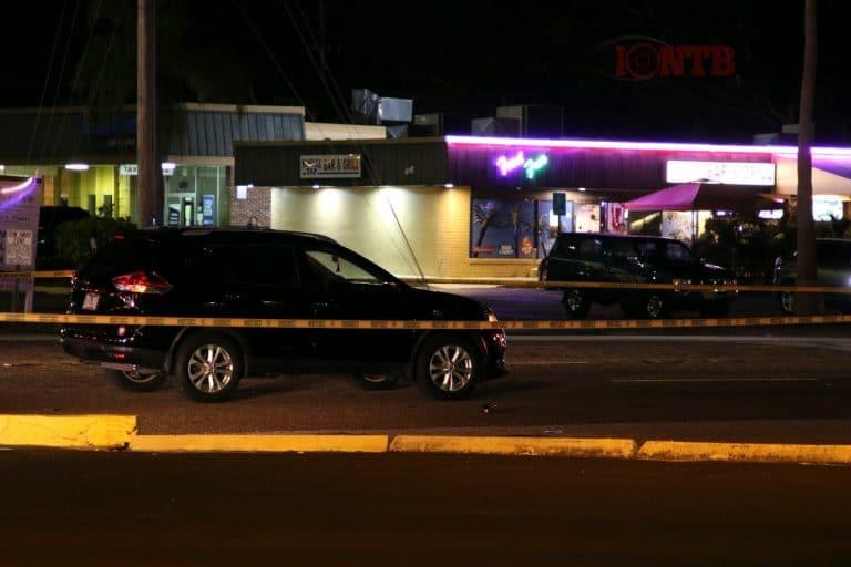 Pedestrian struck and killed crossing Seminole Boulevard