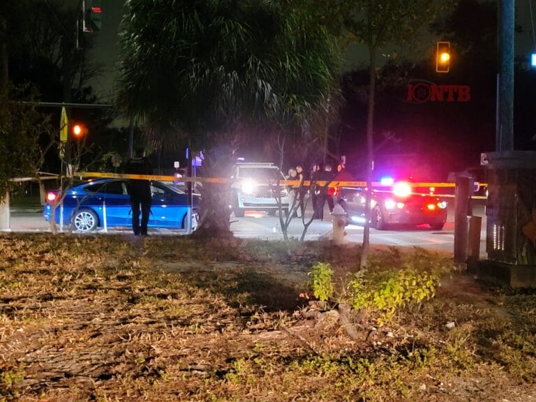 Clearwater police investigating drug related shooting that left two injured