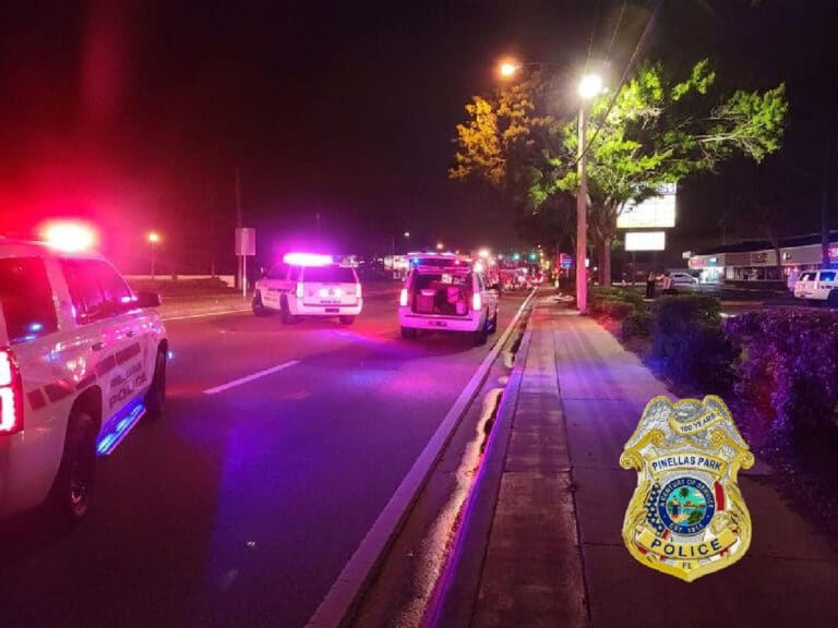 Bicyclist critically injured in Pinellas Park hit and run crash