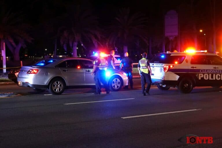 Clearwater Police investigating fatal crash involving a pedestrian on Gulf to Bay Boulevard