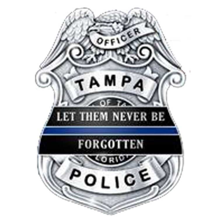 Tampa police officer killed in line of duty crash with wrong way driver