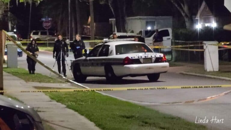 Multiple victims treated for gunshot wounds this evening in Clearwater