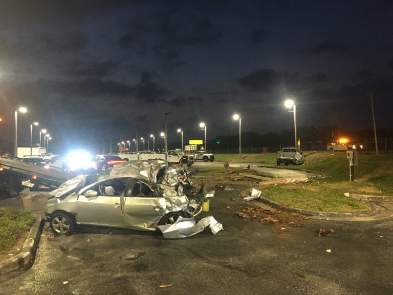 Woman on probation for DUI Manslaughter again in custody after high speed DUI crash killing one and seriously injuring two others in Hillsborough