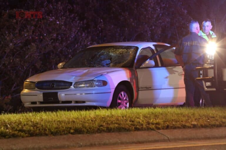 Woman killed trying to assist at a crash involving a scooter on Park Street in Seminole