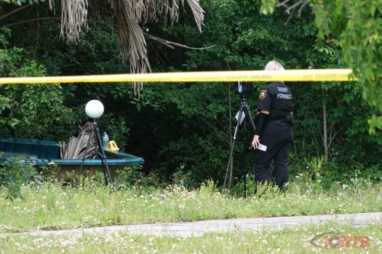 Pinellas Park Police conducting a suspicious death investigation off 102nd Avenue N
