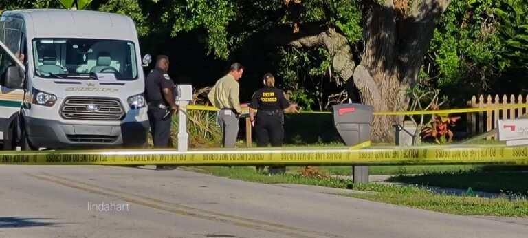 Suspect arrested in double murder at home on 8th Avenue NW in Largo