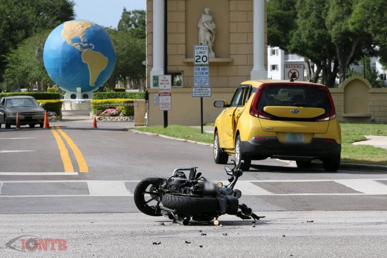 Motorcyclist killed in Clearwater crash