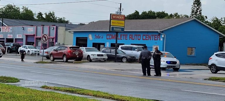 Pedestrian seriously injured crossing Belcher Road in Clearwater