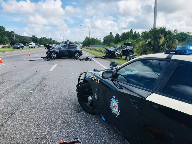 Troopers investigate fatality crash on McMullen Booth Road