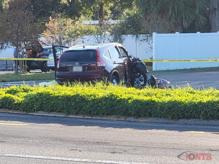 Largo Police investigating after motorcyclist killed in collision on Seminole Boulevard
